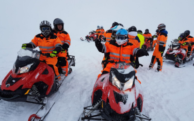 B2B Communications & Samsung travel to Iceland for fun packed weekend!