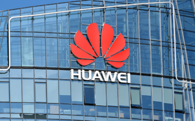 Trade blacklist placed on Huawei by the US government, which will start to affect the UK/EU market.